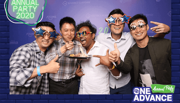 ONE ADVANCE Annual Party